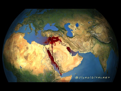 Syria is bleeding!