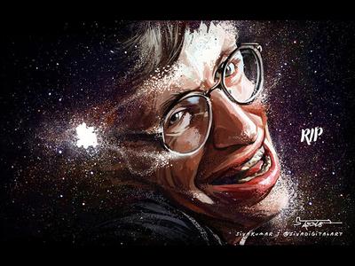 Rip Stephen Hawking!