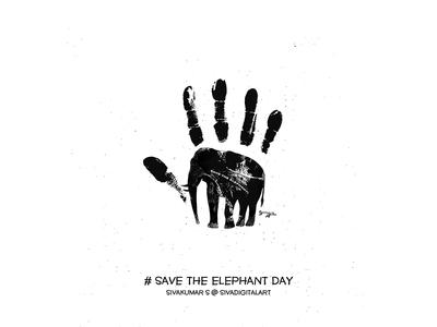 Save The Elephants.
