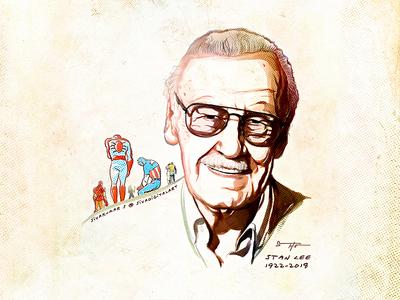 Rip Stan Lee!