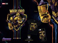 Thanos Warlord   Avengers: Endgame