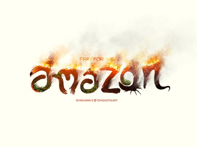 Pray For The Amazon