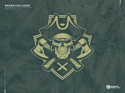 Raider Axe Lodge