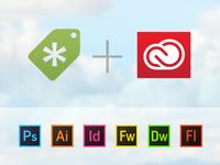 New Creative Market Adobe Extension