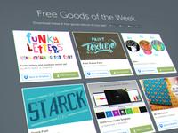 Sync Free Goods to Dropbox