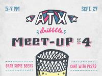 Dribbble meetup sept29