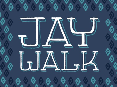 Jaywalk dribbble 400x300