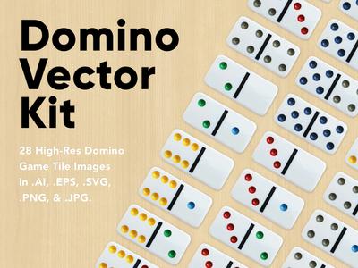 Domino Vector Kit