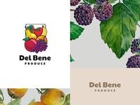 Detroit Produce Branding