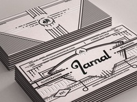 Jamal Business Cards