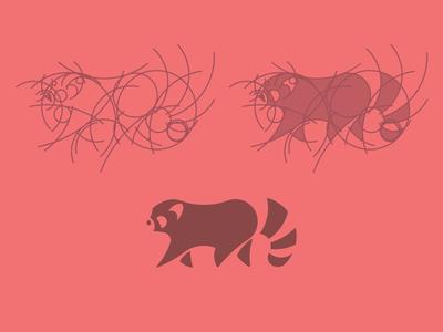 Red Panda Grid