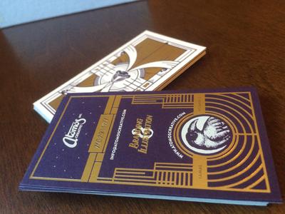 Atomos Cards