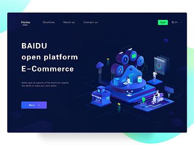 Web of Baidu