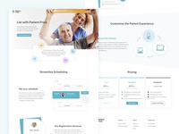 Patient Price Landing Page - For Providers