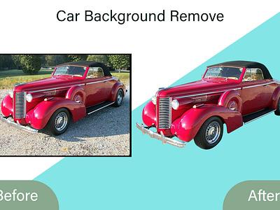 Car Background Remove background enhancement