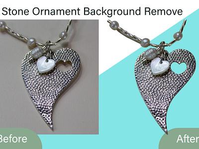 Stone Ornament Background Remove branding design best photoshop edit real estate full album background enhancement product retouching graphic design