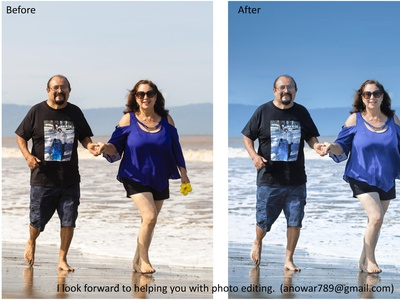I look forward to helping you with photo editing. design background enhancement product retouching graphic design