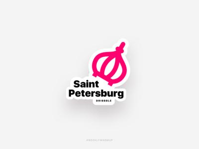 Saint-Petersburg - Hometown Sticker