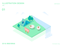 Flat illustration practice-01