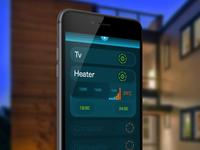 HOMEE iOS App