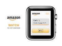 Watch App (Wireframe)