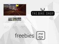 THE BIKE SHOP - Theme (freebie)