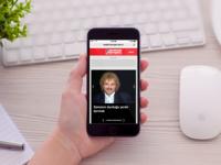Hürriyet Mobil Web Yenilenme Süreci: Zorluklar veçözümler