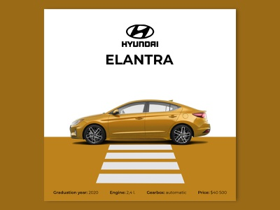 Hyundai | Poster N.5 poster poster design advertising poster graphics design graphic design social media poster