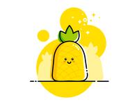 Paul the Pineapple