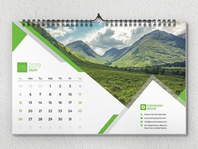 Wall Calendar 2019