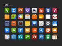 MIUI system icon