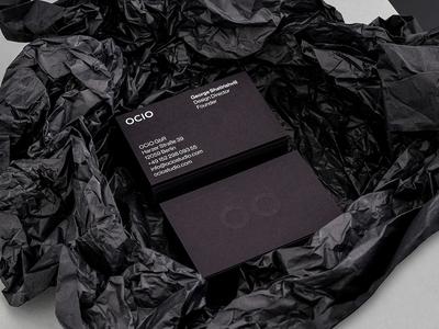 OCIO Business Cards