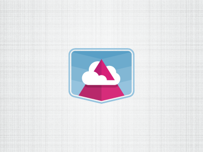 BetterCloud app badge cloud google sky ny developer mountain pink security outline shield software