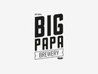 Big Papa Brewery Logo