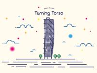 Turning Torso - Malmö Sweden