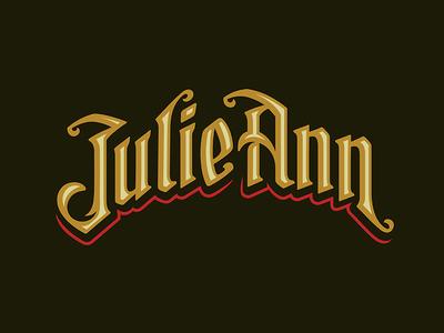 JulieAnn Type