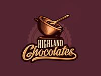 Highland Chocolates Logo