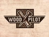Wood Pilot Logo