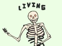 Living Man