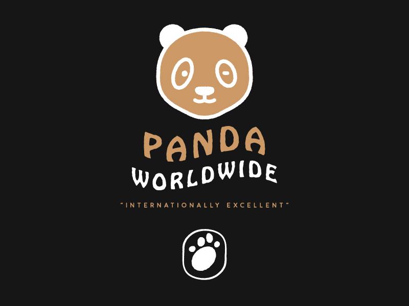 Daily Logo Challenge - 3/50 branding brand nature logo icon dailylogochallenge daily panda challenge badge