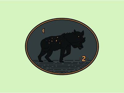Day 2  - Hyena