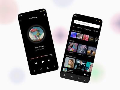 Music Player daily ui 009 music player app musician music music player dailyui009 spotify playlist 009 music player ui music app