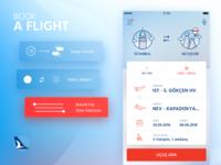 Anadolujet Flight App / Book a Flight