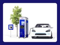 Electromobility Illustration