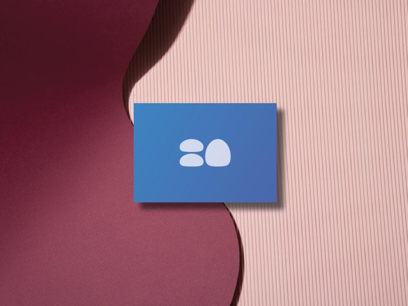 BD type typography icon logo identity branding