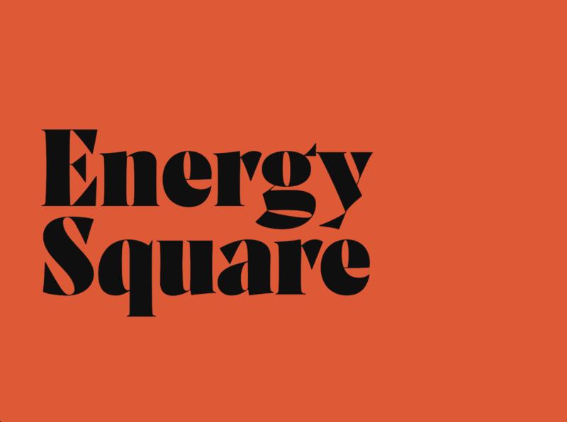 ES logo identity branding