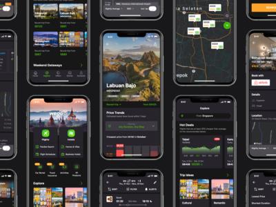 Introducing Dark Mode in Wego iOS app 🌌🌒