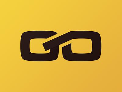 Gold oil logo branding goldoil bah sergeybah