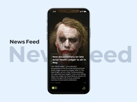 News Feeds - Snippet View