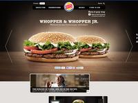 Burger King . Concorrência